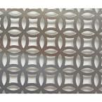 Md Building Products 12 In X 24 In Chain Link Copper Aluminum Sheet 57527 The Home Depot With Images Aluminium Sheet