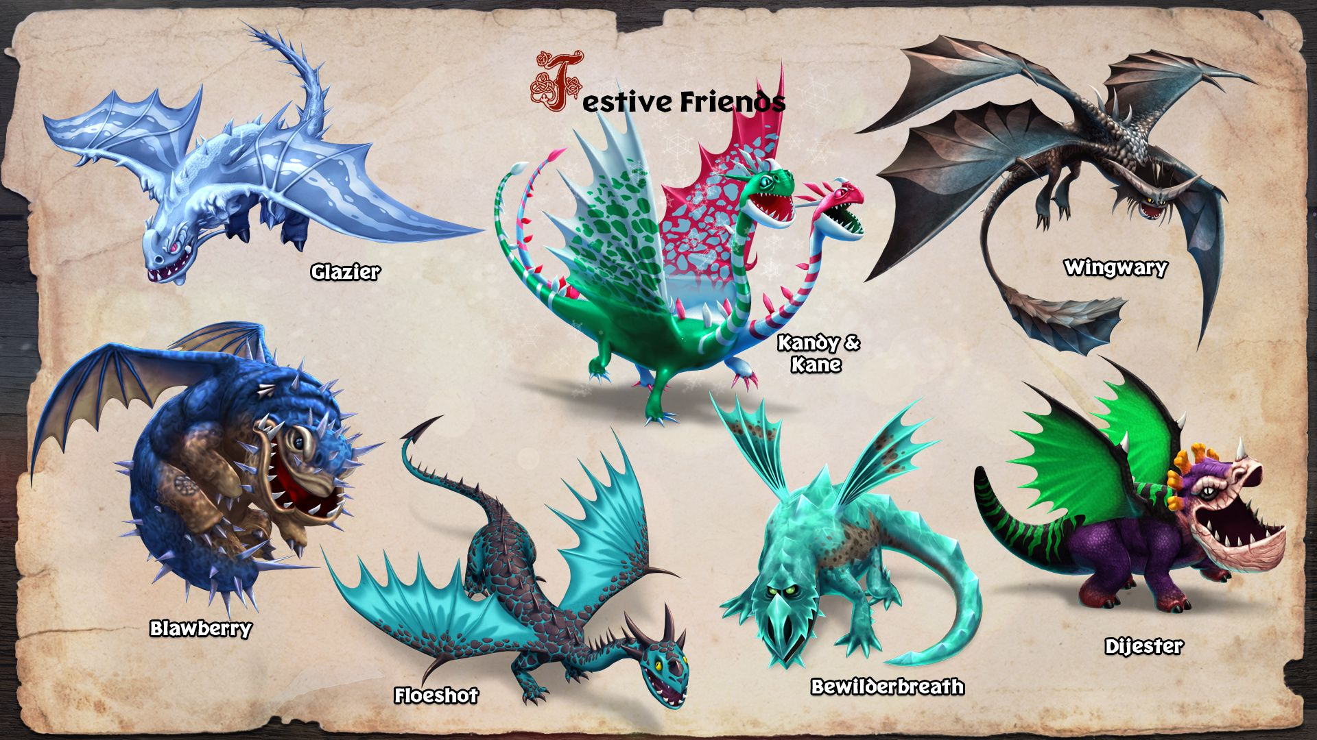Suggestion: Our Dragons Are Different.Tabletop Games - TV Tropes Forum