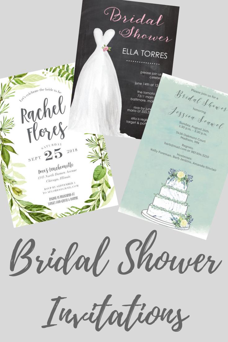 Bridal Shower Invitation Etiquette Bridal Shower Invitations Bridal Shower Invitations Free Bridal Shower Cards