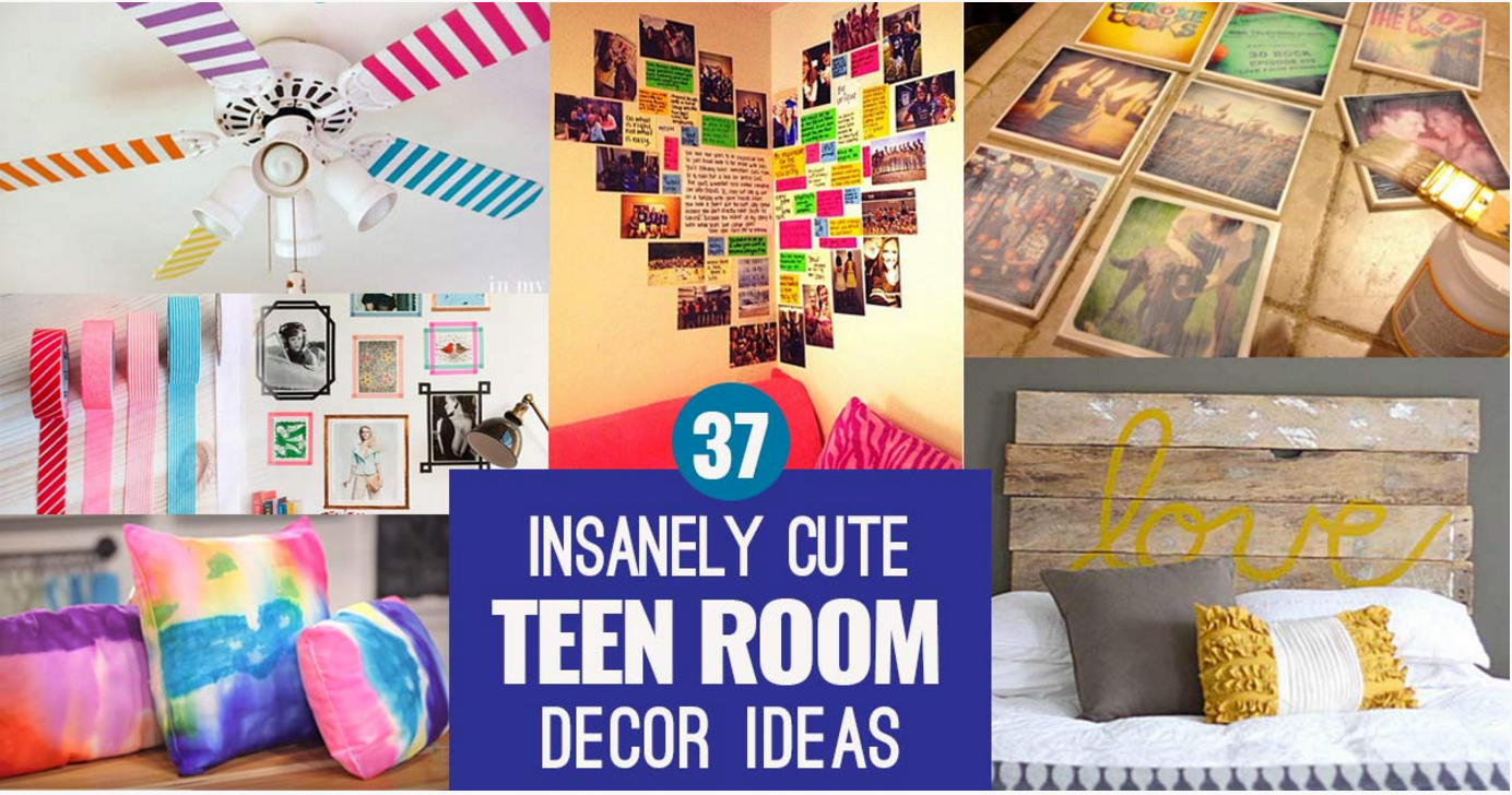 insanely cute teen bedroom ideas for diy decor bedrooms spaces