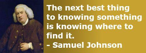 Best Quotations of Samuel Johnson