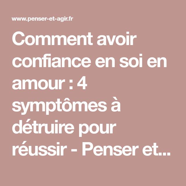 Amour comment avoir ca confiance [PUNIQRANDLINE-(au-dating-names.txt) 47