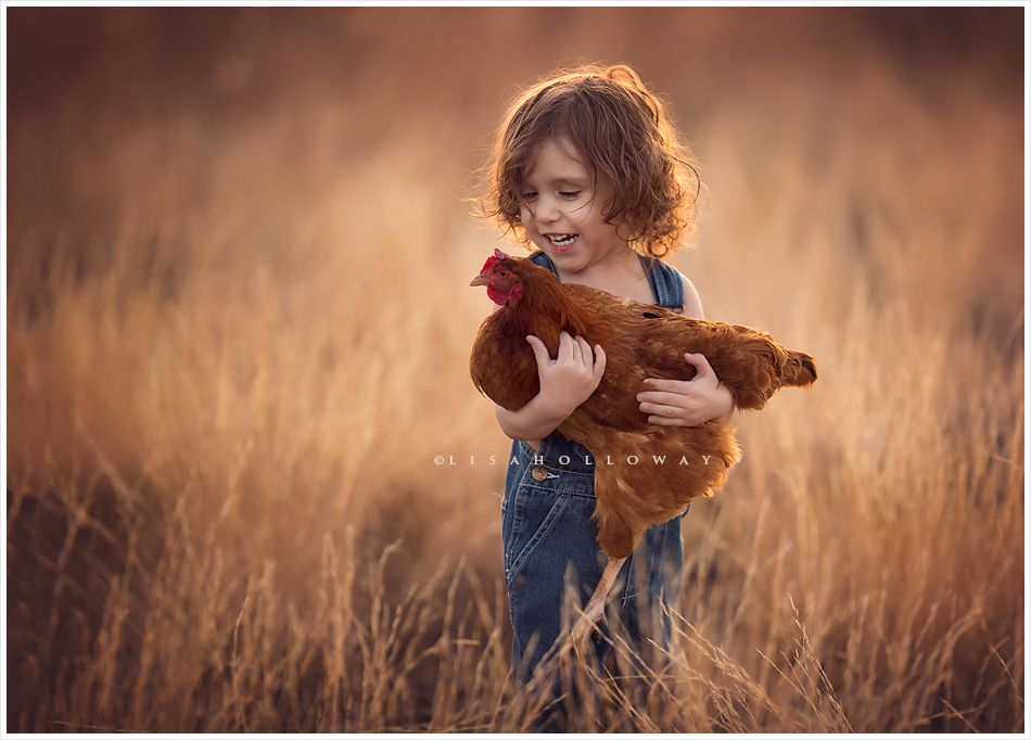 Photography · las vegas child photographer elliott and his chicken