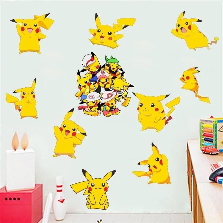 Pokémon Wall Decals | Pokémon | Pinterest | Wall decals, Pokemon ...