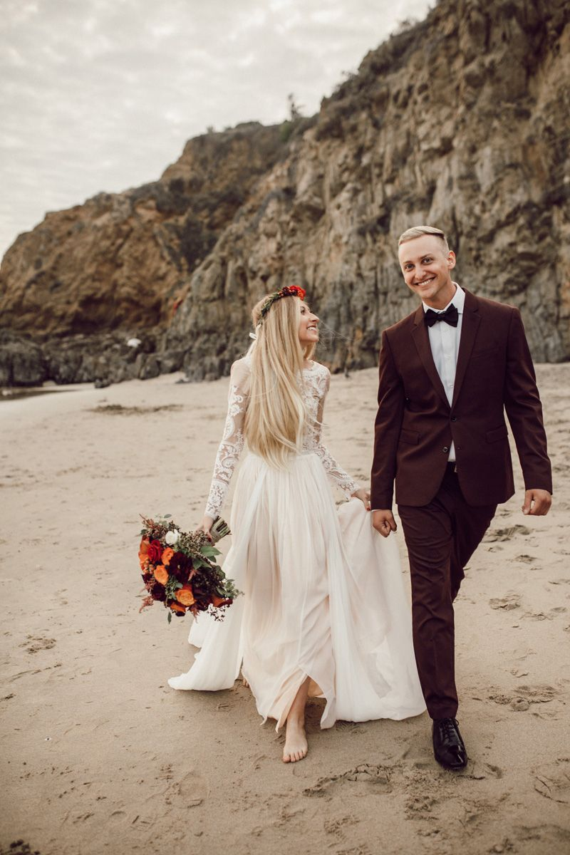 modest wedding dress with long sleeves from alta moda. --(modest ...