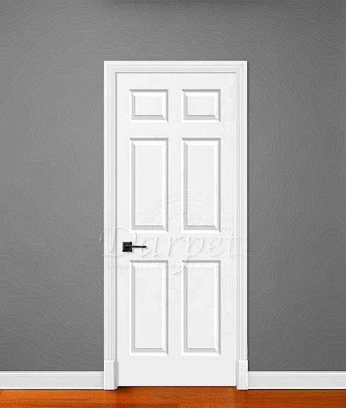 6 Panel Arch Bristol Door From Jeld Wen Darpet Interior Doors For