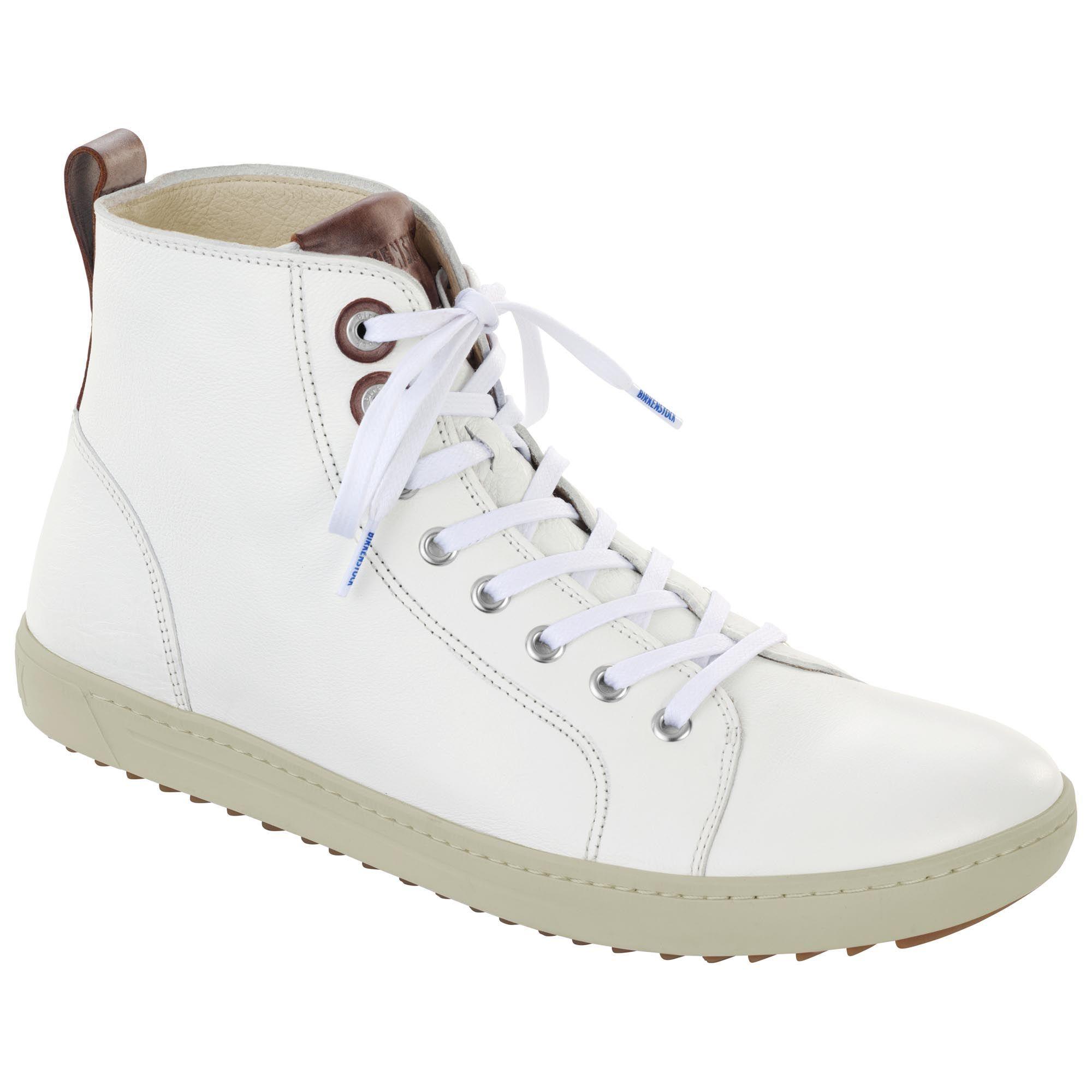 Zapatos blancos de invierno casual Birkenstock Bartlett para mujer Gcx8W