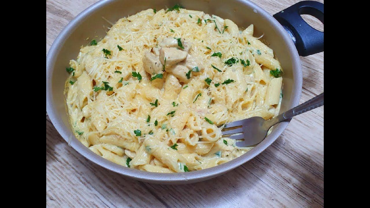 معكرونة بالكريمة و الجبن طبق عائلي رائع Youtube Recettes De Cuisine Recette De Cuisine Algerienne Cuisine