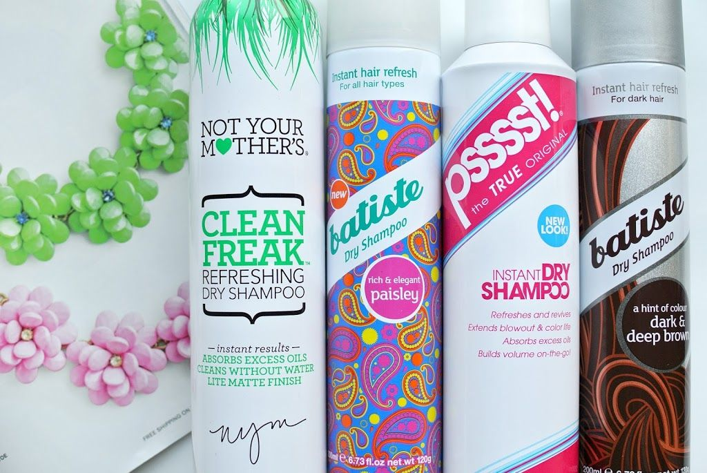 The Best Dry Shampoo Available In Local Drugstores Luvly Long Locks Www Luvlylonglocks Com Dryshampoo Homemade Hair Products Damaged Hair Homemade Hair Mask