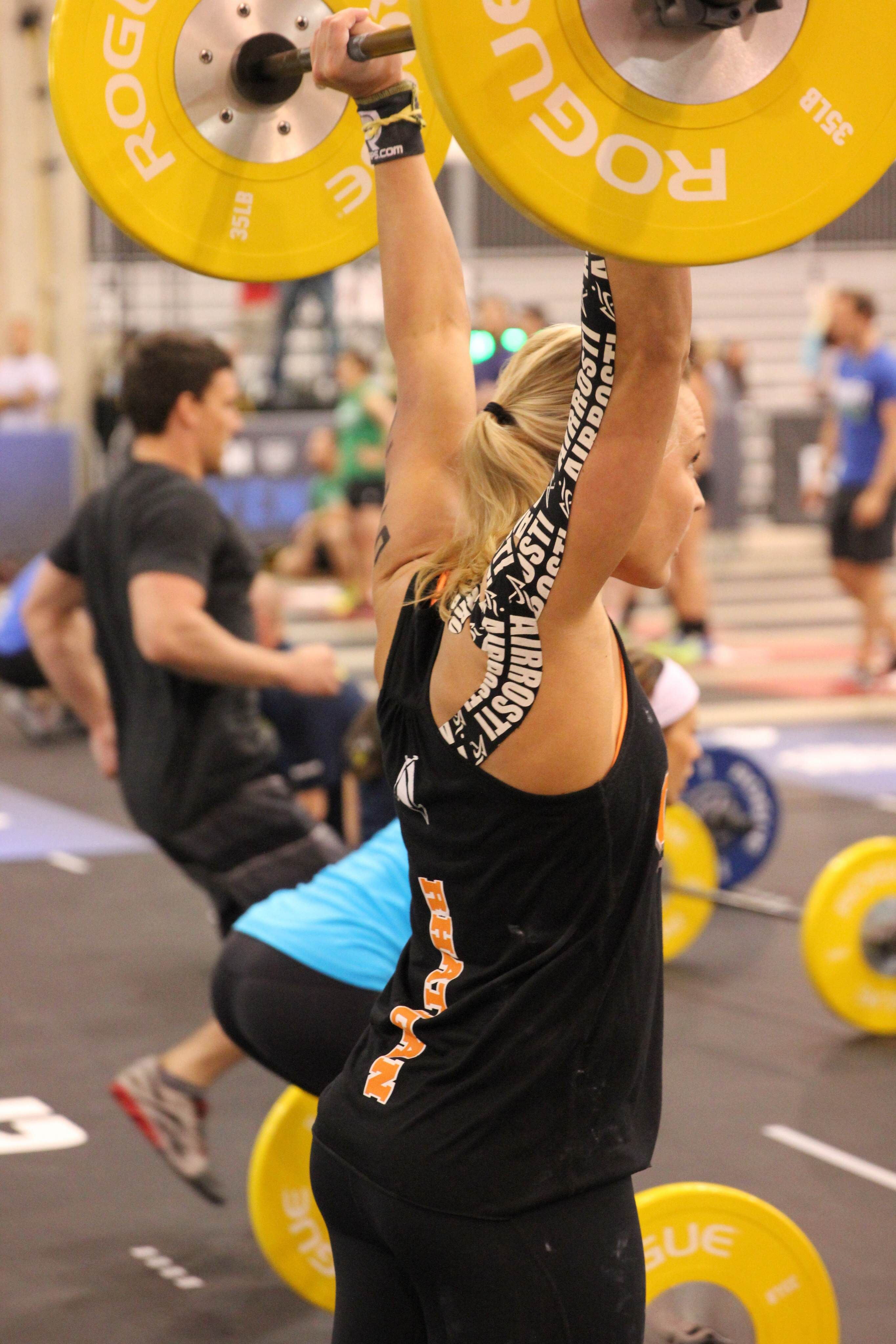 CrossFit Games 2014 North Central Regionals Airrosti