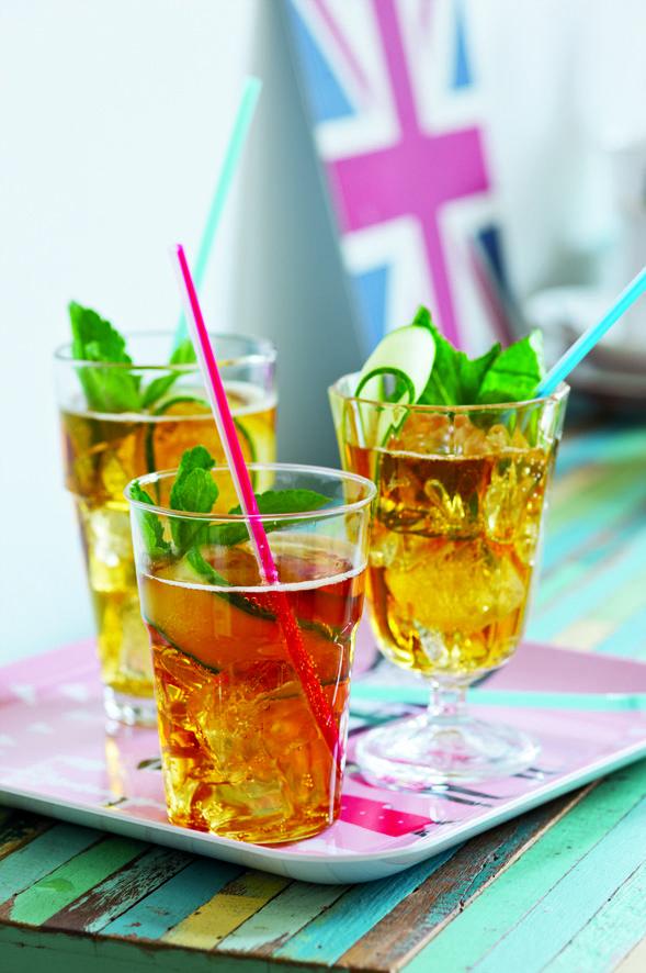 Gin-Gurken-Drink, burdafood.net/Gaby Zimmermann http://www ...