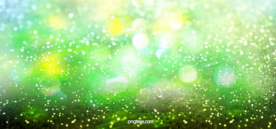 التدرج الأخضر الإبداعي ضوء بقعة الدخان الخلفية Smoke Background Creative Lighting Background