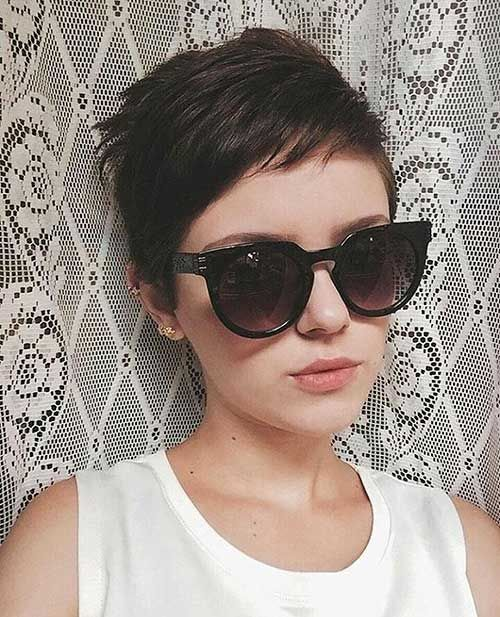 38 Different Pixie Hairstyles You Will Adore #pixiehairstyles