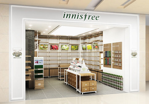 Korean beauty brand Innisfree expands in India, opens fifth store in New  Delhi Cosmetic Shop cd2794e0a545