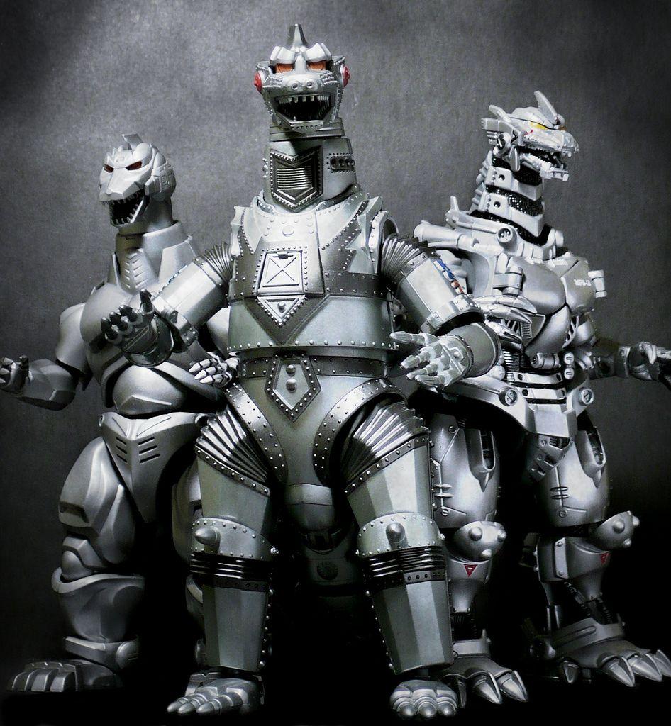 Godzilla Toys Ideas