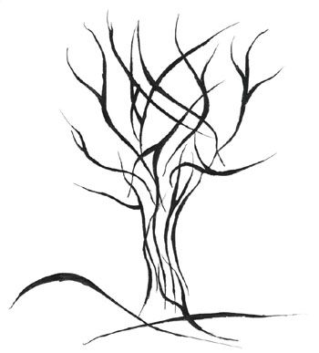 tribal tree something like this as a tribute tat incorporate rh pinterest com tribal tree tattoo images tribal palm tree tattoos