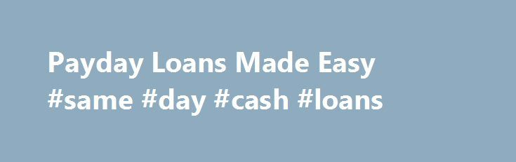 Payday loans money in 15 minutes image 5