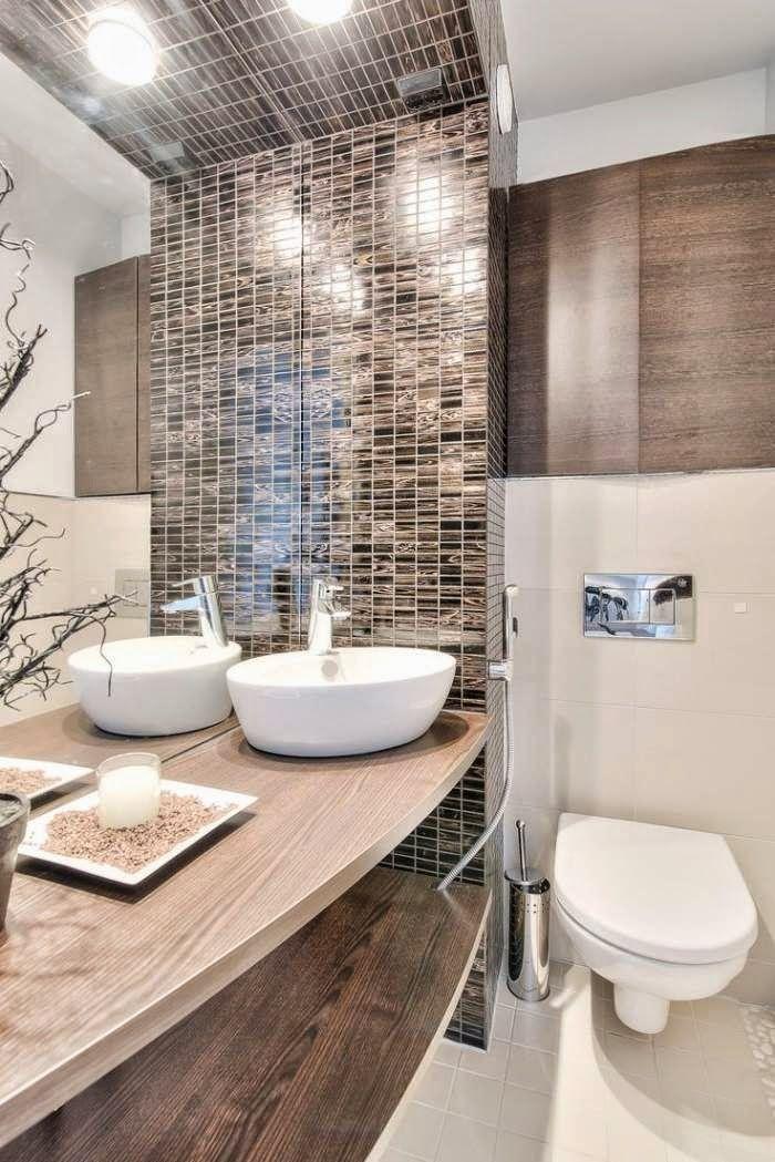 Bathroom Tile Design Ideas For Small Bathrooms Large Cream Wall