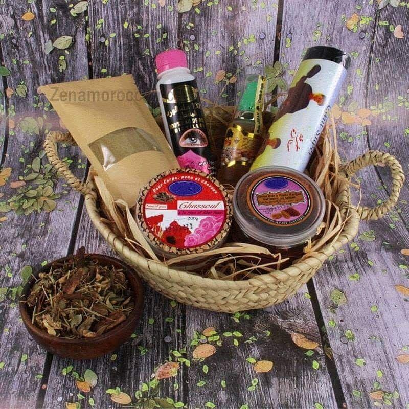 الحمام المغربي Natural Cosmetics Soap Black Soap