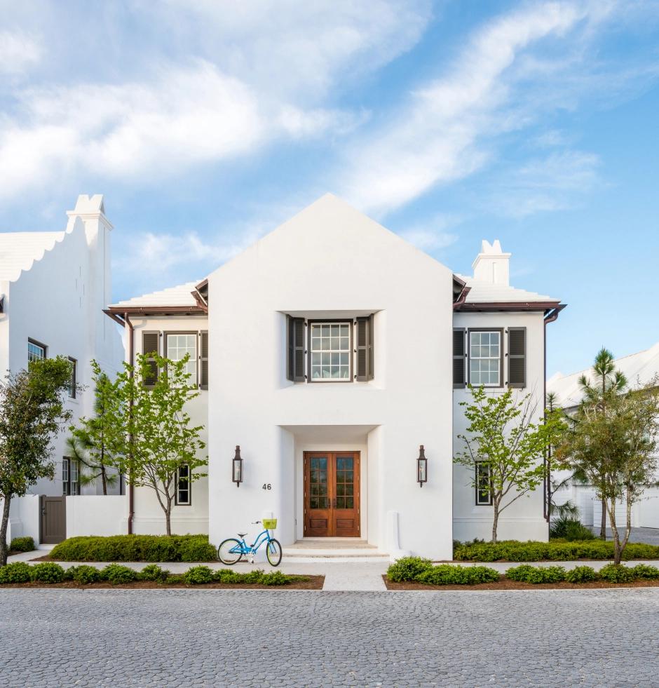 Country Club Apartments Birmingham Al: White Beach Houses, Caribbean Homes