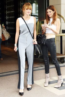Exclusive! See Bella Thorne's Photo Diary from New York Fashion Week