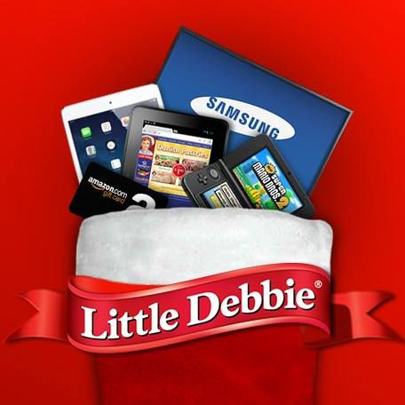 Little debbie unwrap a smile this christmas sweepstakes and giveaways