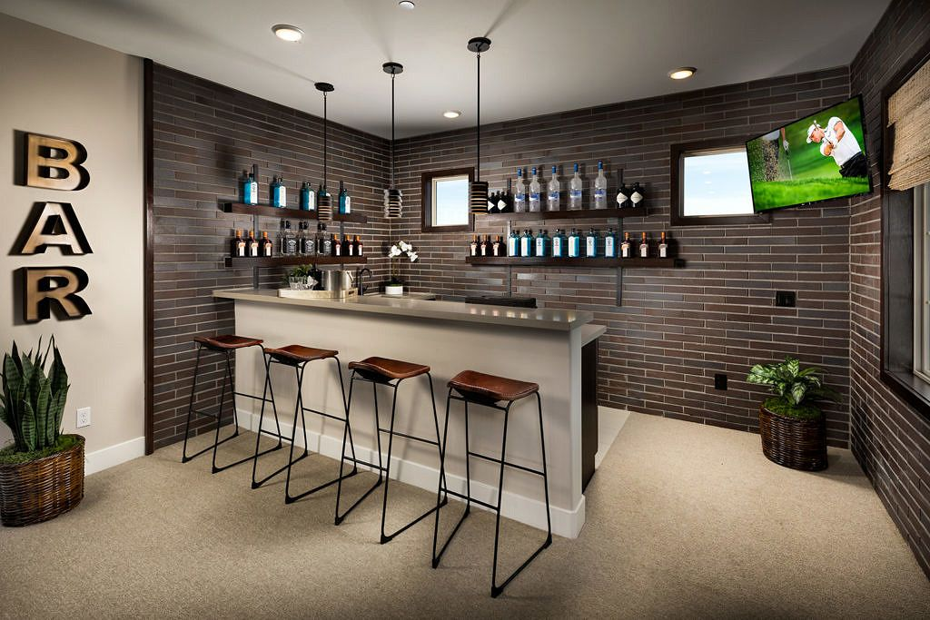 avena plan 1 loft wet bar man caves in 2018 man cave how to rh pinterest com