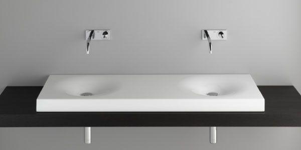 Produkte - WASCHEN - Doppelwaschtische - BETTEBOWL Bette - badezimmer accessoires günstig
