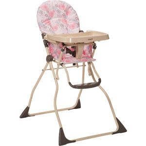 Cosco Slim Fold High Chair Casey Walmart Com Folding High Chair Baby High Chair High Chair