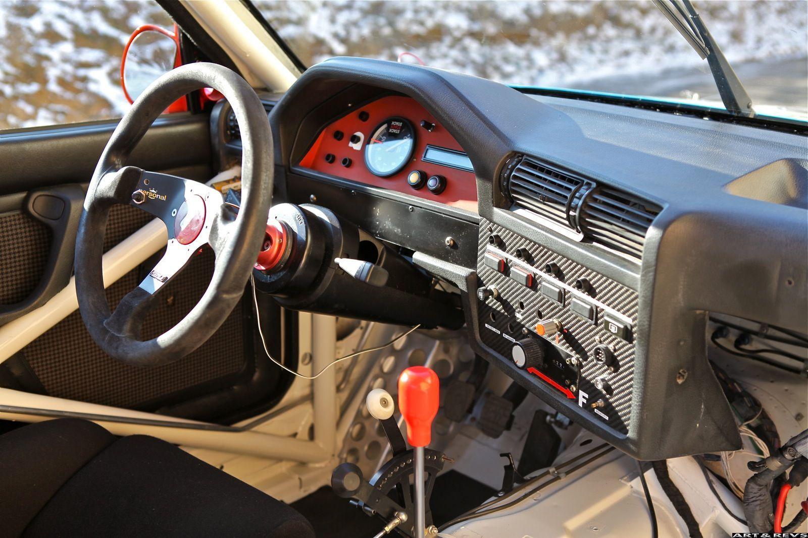 dtm cockpit