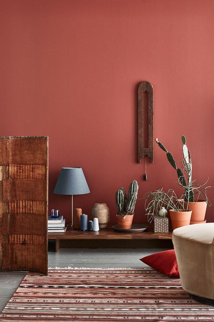 La couleur terracotta pour réchauffer votre intérieur Idées pour