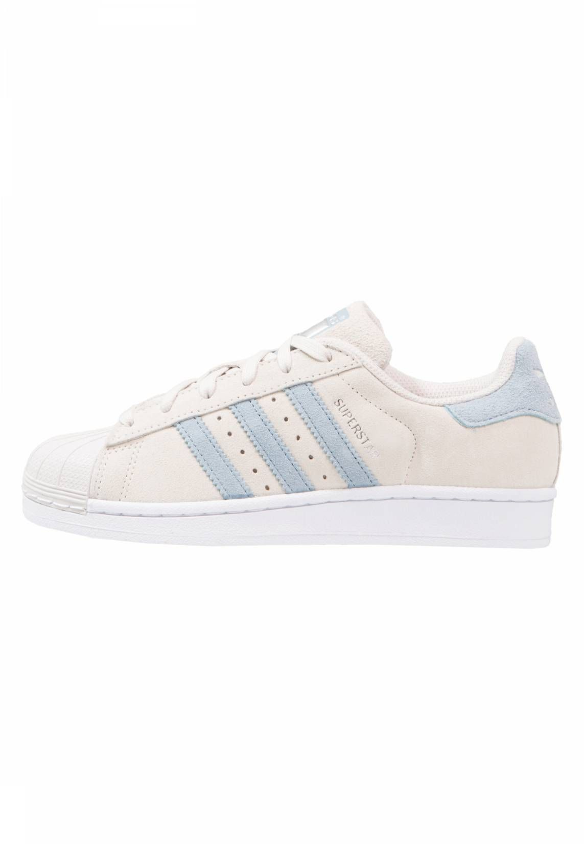 adidas Originals. SUPERSTAR Sneaker low pearl grey