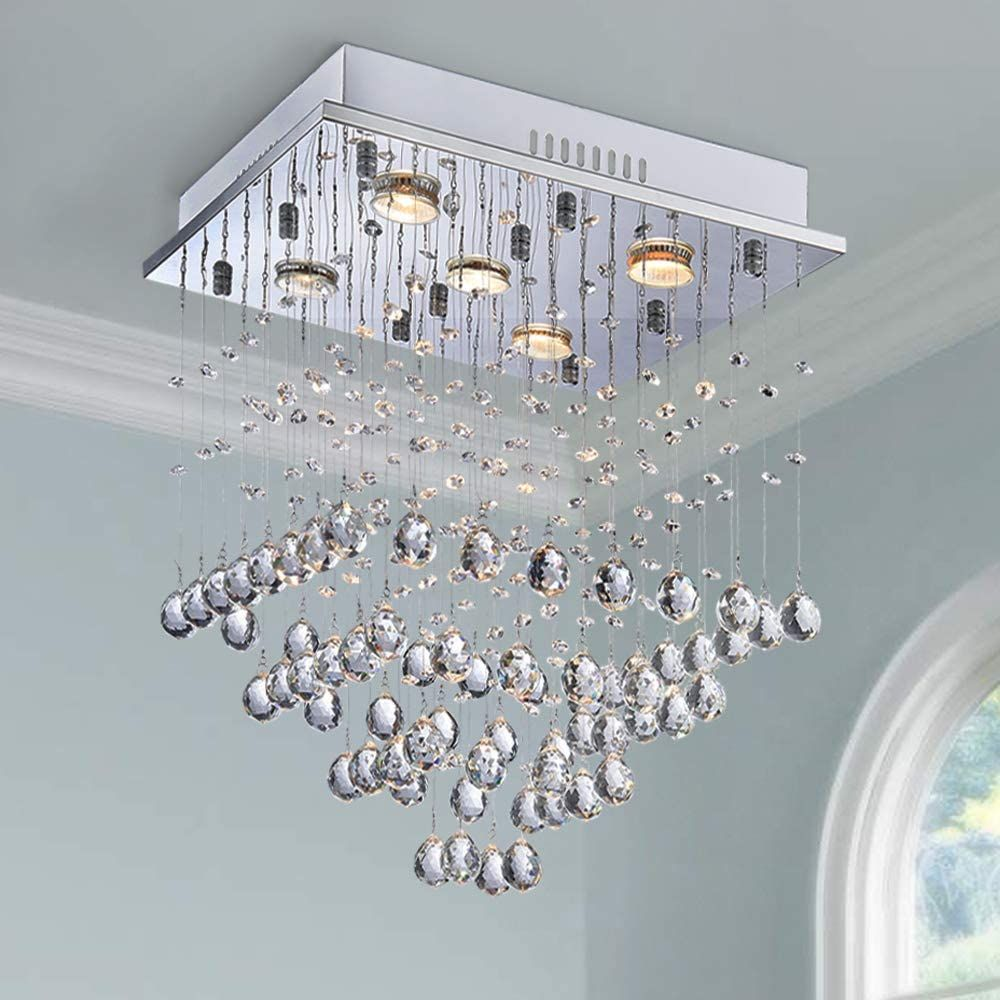 saint mossi chandelier modern k9