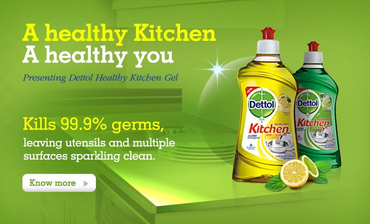 Dettol Skincare Products Introduces New Dettol Instant Hand