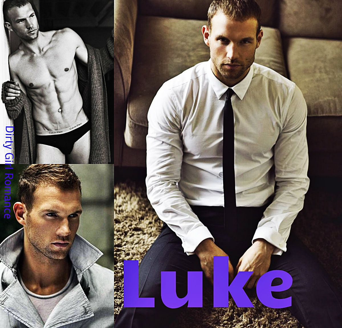 Luke from taken by him by red garnier dgr book castings