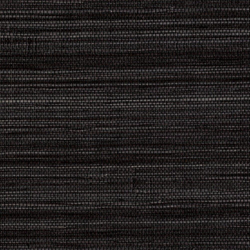 Black & White Soho Hemp a Grasscloth 5281 - Phillip Jeffries