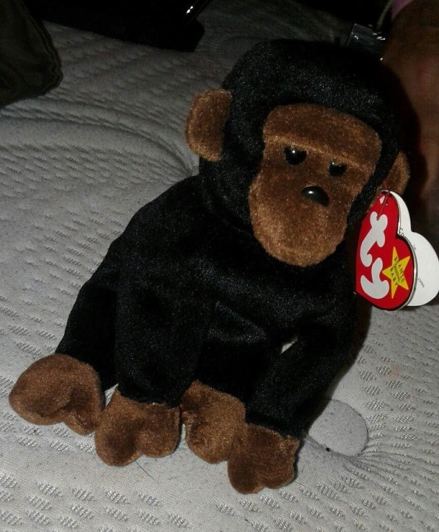 1018756d1f5 MiNT CONDITION Very Rare Congo Beanie Baby