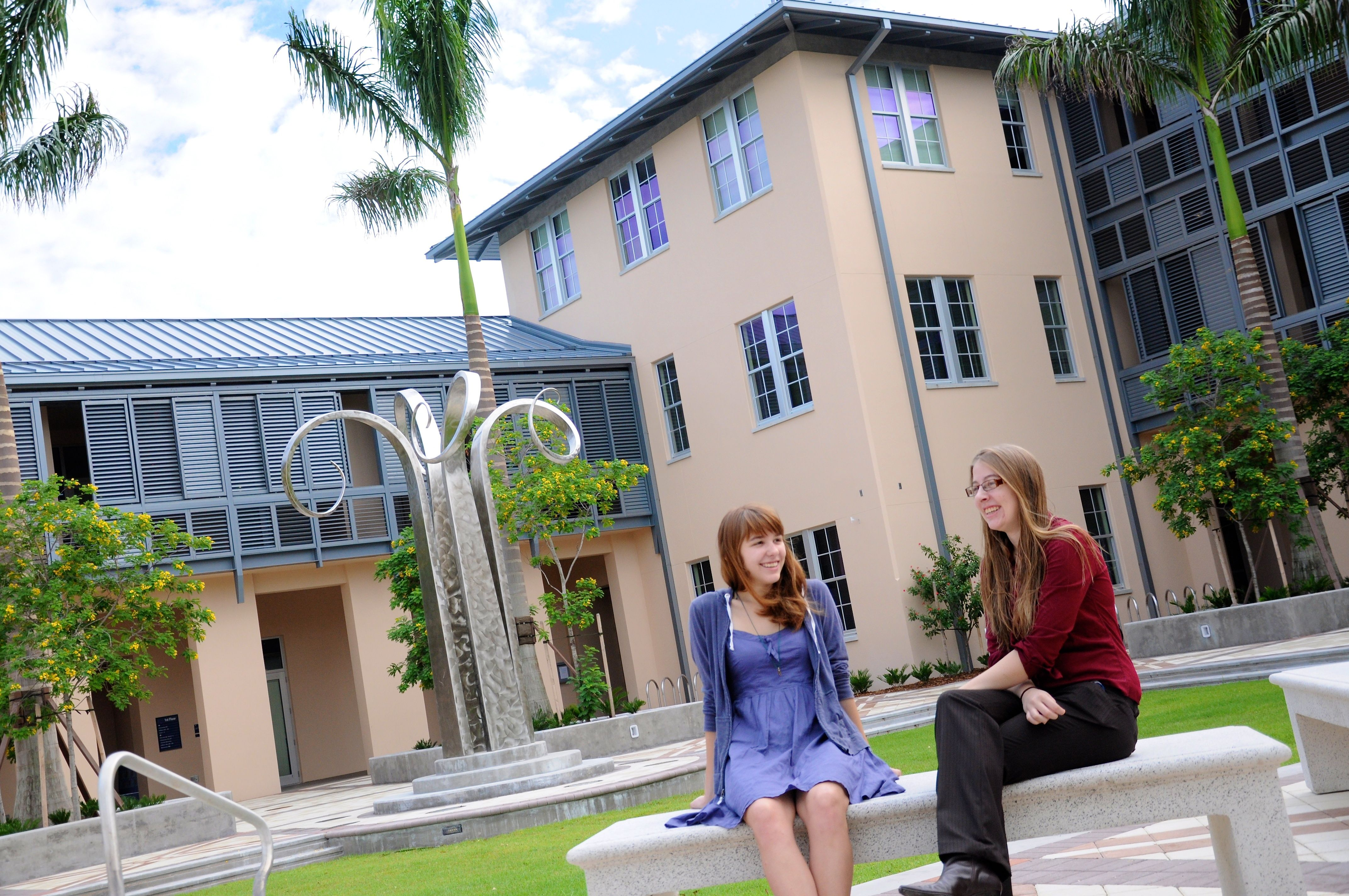 New College Academic Center #NewCollege ncf.edu