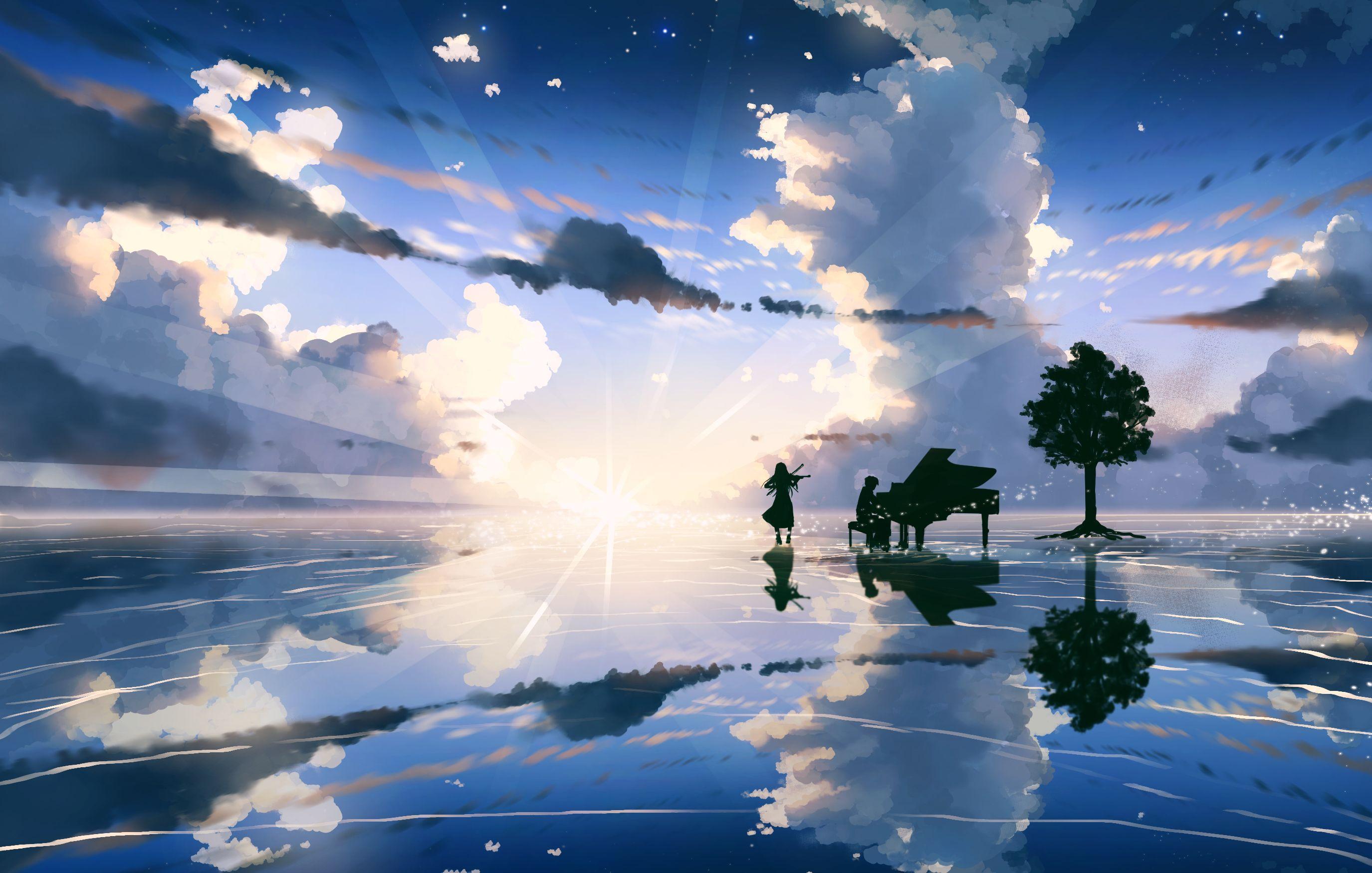 Pin by AnimeMasta 🙃 on ️Your lie in April ️ Anime