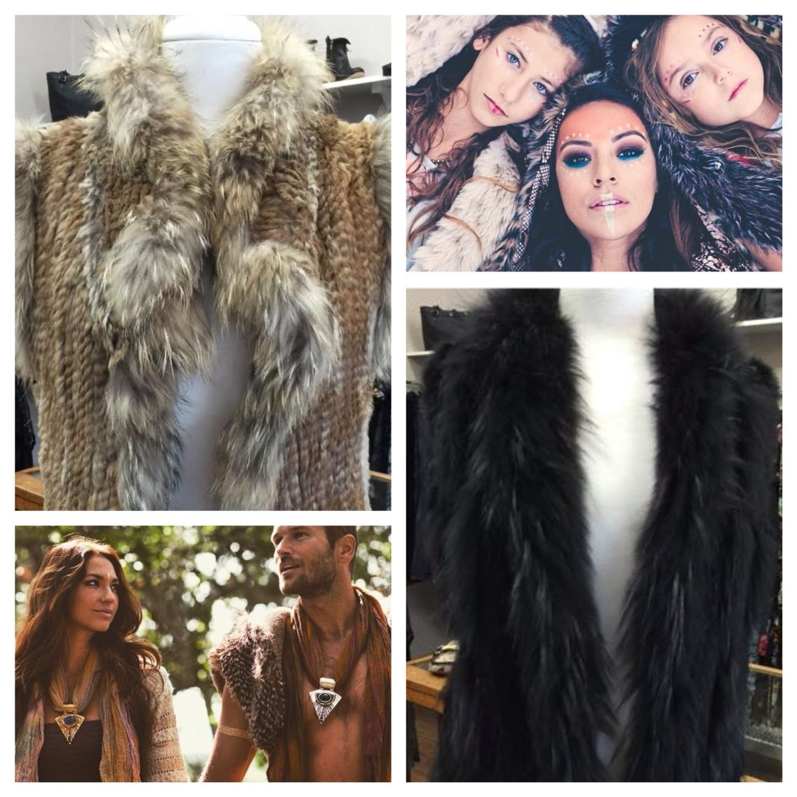 New furs, in store now.