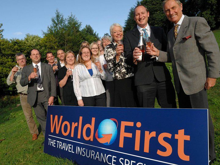 The World First Travel Insurance Team