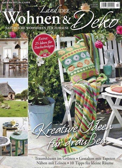 Landidee Wohnen Deko Epaper Einzelheft Magazines Garden