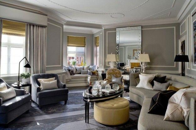 Arredamento Lusso ~ Appartamento di lusso londinese arredamento dinterni . interior