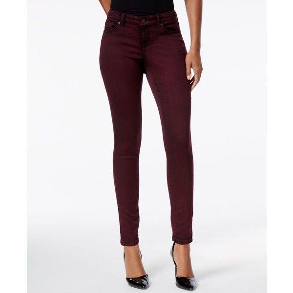Vintage America Boho Skinny Jeans ($42) ❤ liked on Polyvore featuring jeans, wine tasting, denim skinny jeans, skinny leg jeans, white denim skinny jeans, white skinny jeans and white jeans