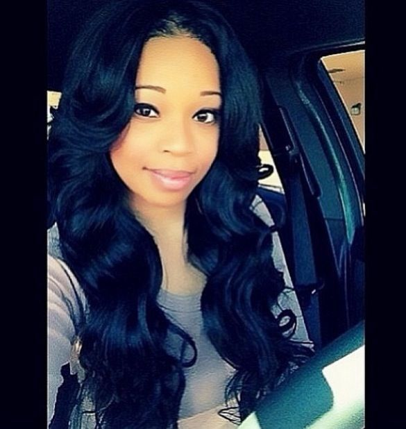 Sew In Hairstyle find this pin and more on sew in hairstyles by xrebelutionary Black Hair