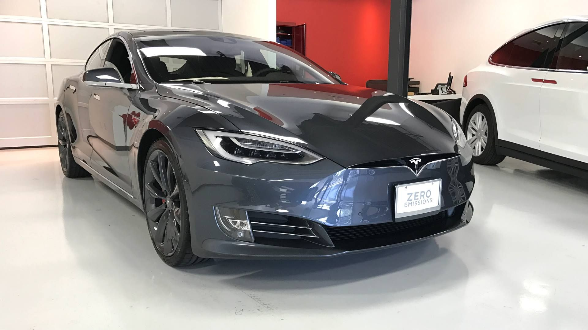 Tesla Model S P100dl Tesla Model S Tesla