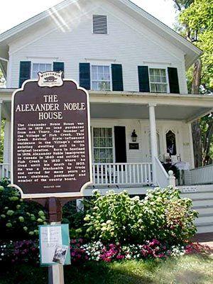 Alexander Noble House Noble House Door County Wi Door County Fishing