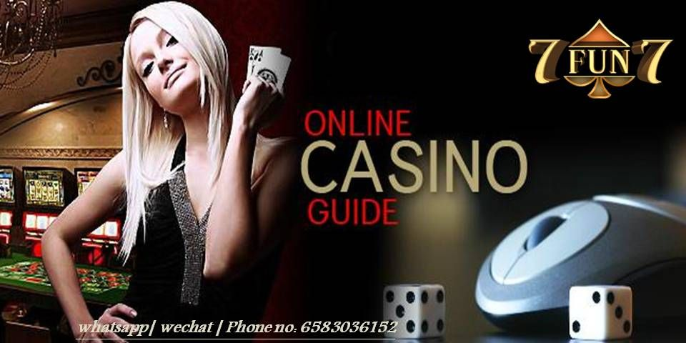 Exciting And Safe Online Casino Games Seven Fun Seven Online