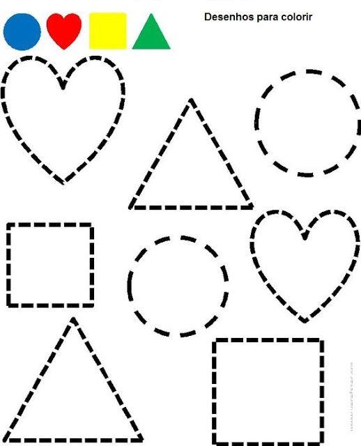 Atividades Educativas Para Imprimir Educacao Infantil Com Imagens