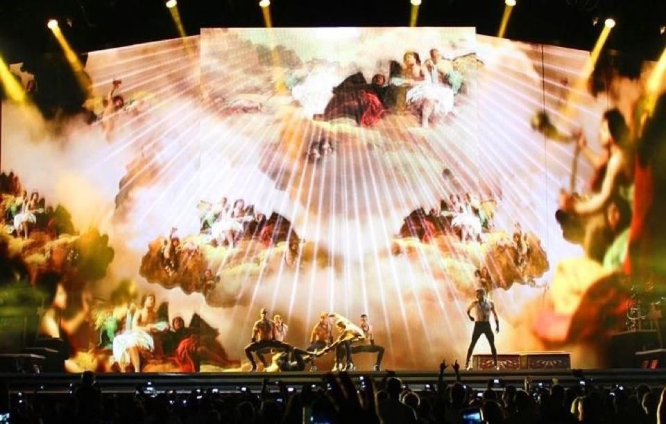 From MDNA TOUR